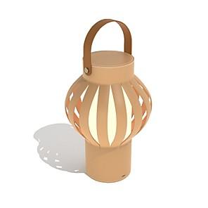 cheap LED String Lights-Irregular Chinese Lantern Design Decoration Light LED Night Light Creative Staycation USB 1pc