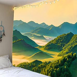cheap Wall Tapestries-Mooie Scenic 3d Landschap Gedrukt Deken Muur Opknoping Wandtapijten Home Decor Grote Maat2 bestellingen