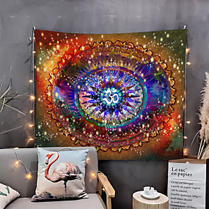 cheap Wall Tapestries-Home Living Tapestry Wall Hanging Tapestries Wall Blanket Wall Art Wall Decor Mandala Tapestry Wall Decor