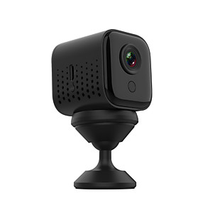 cheap Indoor IP Network Cameras-A11 HD 1080P Mini Camera IR Night Version Wide Len Home Security Mini DV Camcorder WiFi Wireless IP Camera Support 128GB Memory Card