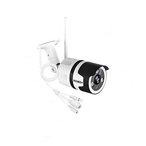 cheap Indoor IP Network Cameras-INQMEGA Wireless WiFi 1080P IP Camera PTZ Waterproof Night Vision Home Security Camera IR Vision Indoor Outdoor Remote Access Motion Detection CCTV Camera