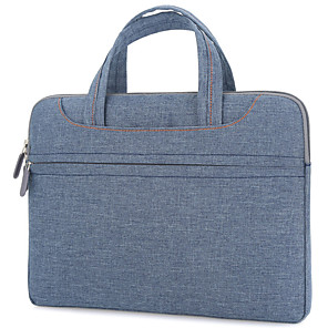 cheap Sleeves,Cases & Covers-13.3 Inch Laptop / 15.6 Inch Laptop Briefcase Handbags Textured / Plain Unisex Waterpoof Shock Proof