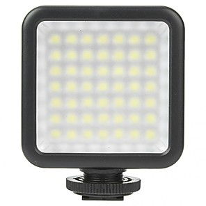 cheap LED Smart Home-New 5.5W DC3V 6000K LED Photograph Light Video Lamp Camera Fill Lights for DSLR Camera Light Video Lamp 1pc
