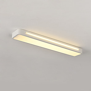 cheap Dimmable Ceiling Lights-10 cm Geometric Shapes Flush Mount Lights Acrylic Painted Finishes LED / Modern 110-120V / 220-240V