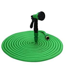cheap Sprayer Guns-Household lawn Watering Spray Gun Set Multifunctional Car High Pressure Car Wash Water Gun Watering Flowers 3 Times Telescopic Water Gun Irrigation Spray Gun Garden Spray 22M