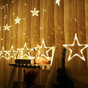 cheap LED String Lights-2.5m String Lights - LEDs Warm White Party / Decorative 5 V