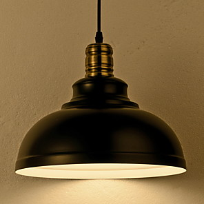 cheap Pendant Lights-29 cm Globe Design Pendant Light Hemp Rope Painted Finishes Traditional / Classic / Nordic Style 220-240V