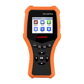 cheap OBD-Launch CR-HD PRO code reader scanner for 12v car & 24 truck CR HD PRO auto diagnostic tool with Life-time free update