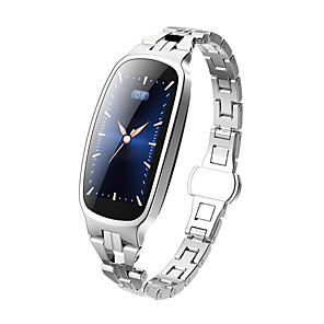 cheap Smartwatches-KUPENG KP72 Unisex Smartwatch Smart Wristbands Android iOS Bluetooth Waterproof Heart Rate Monitor Media Control Exercise Record Message Control Pedometer Call Reminder Sleep Tracker Sedentary