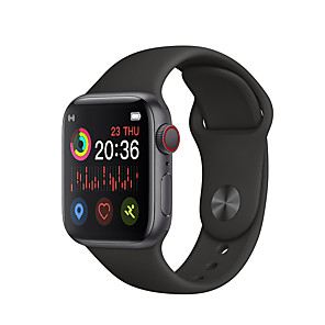 cheap Smartwatches-KUPENG X6 Unisex Smartwatch Smart Wristbands Android iOS Bluetooth Touch Screen Sports Hands-Free Calls Media Control Exercise Record Pedometer Call Reminder Activity Tracker Sleep Tracker Sedentary