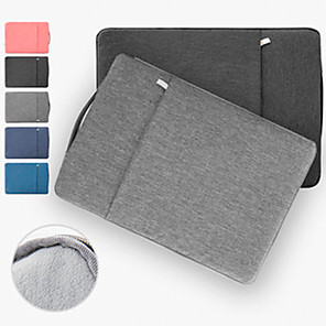 cheap Sleeves,Cases & Covers-Apple Xomputer Bag Air13.3 inch Laptop Protective Cover Macbook12 Liner Bag Pro13 Protective Cover Female 15 Male Suitable For Portable Dell Xiaoxin 11 bags