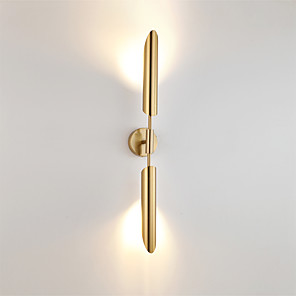 cheap Indoor Wall Lights-Eye Protection / New Design LED / Nordic Style LED Wall Lights Living Room / Bedroom Metal Wall Light 110-120V / 220-240V 10 W