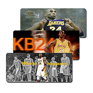 cheap Sleeves,Cases & Covers-litbest gaming mouse pad / basic mouse pad / keyboard pad 27*32*0.3 cm rubber / cloth