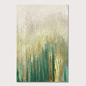 cheap Abstract Paintings-Mintura Large Size Hand Painted Abstract Golden Oil Painting on Canvas Pop Art Wall Pictures For Home Decoration No Framed