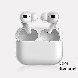 cheap Wired Earbuds-Airpods pro TWS Wireless Earbud  Sport t Bluetooth Headse Automatic Ear Detection Pop Up Window