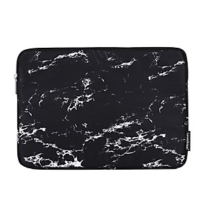 cheap TWS True Wireless Headphones-13.3 14.1 15.6 inch Universal Marbling Water-resistant Shock Proof Laptop Sleeve Case Bag for Macbook/Surface/Xiaomi/HP/Dell/Samsung/Sony Etc