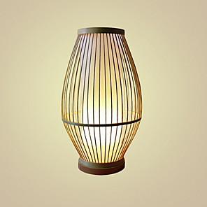 cheap Table Lamps-Creative / Decorative Modern Contemporary For Indoor 220V Wood
