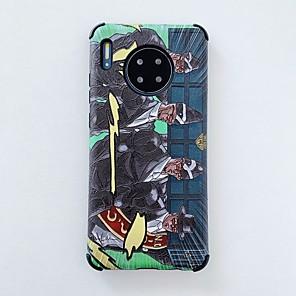 cheap Other Phone Case-Case For Huawei Huawei P20 / Huawei P20 Pro / Huawei P20 lite Pattern Back Cover Cartoon TPU