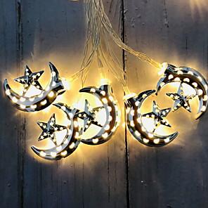 cheap LED String Lights-3m String Lights 20 LEDs Warm White Party / Decorative 5 V