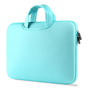 cheap Sleeves,Cases & Covers-11.6 Inch Laptop / 12 Inch Laptop / 13.3 Inch Laptop Sleeve Textured / Plain Unisex Waterpoof Shock Proof