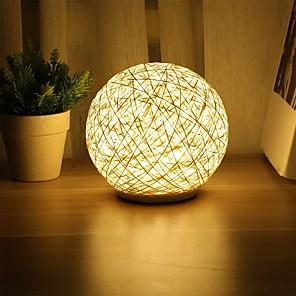 povoljno Jastuci-led noćno svjetlo djeca spavaća soba ukras za osvjetljenje noćna svjetiljka praznična stolna svjetiljka usb port