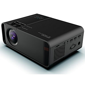 cheap Projectors-HD Mini Projector TD90 Native 1980*1080P LED Android WiFi Projector Video Home Cinema 3D HDMI Movie Game Proyector