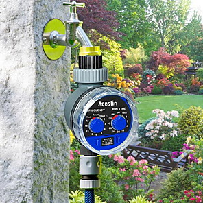 cheap Home Security System-Garden Watering Timer Ball Valve Automatic Electronic Water Timer Home Garden Irrigation Timer Controller System