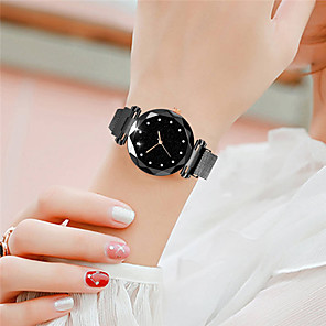 cheap Quartz Watches-Quartz Watches Fashion Alloy Quartz Purple Red Gold Casual Watch Lovely Analog