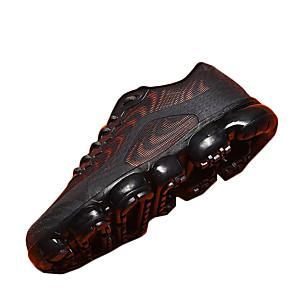 cheap Men's Sneakers-Men's Mesh Summer Athletic Shoes Walking Shoes Orange / Green / Black