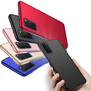 cheap Samsung Case-Hard PC Ultra Slim Matte Case For Samsung Galaxy S20 Ultra S20 Plus A51 A71 A41 Note 10 Pro A80 A90 Shockproof Back Cover