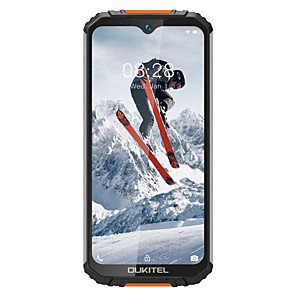 "cheap Outdoor Phones-OUKITEL wp6 6.3 inch "" 4G Smartphone ( 6GB + 128GB 2 mp / 5 mp / 48 mp MediaTek MT6771t 10000 mAh mAh )"