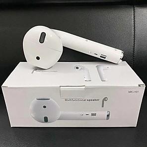 cheap Bookshelf Speakers-Giant Headset Speaker Earphone Bluetooth Speaker Portable Outdoor Loudspeaker Wireless Mini Column 3D 10W Stereo Music Surround