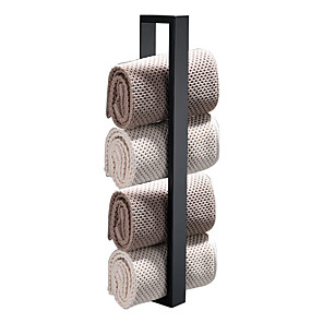 cheap Towel Bars-Towel Bar New Design / Self-adhesive / Creative Contemporary / Modern Stainless Steel + A Grade ABS / Stainless Steel 1pc - Bathroom 1-Towel Bar