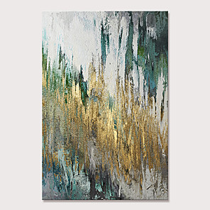 cheap Abstract Paintings-Mintura Large Size Hand Painted Abstract Golden Oil Paintings on Canvas Pop Art Wall Pictures For Home Decoration No Framed