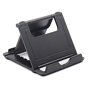 cheap Phone Mounts & Holders-Universal Folding ABS Phone Holder Stand Mount For Smartphone Tablet PC