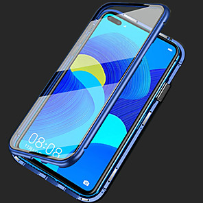 cheap Dog Clothes-Double-sided tempered glass metal magnetic protective shell for Huawei P40 P40Pro P40ProPlus  Mate 30/20 Pro P30 / P20 Pro