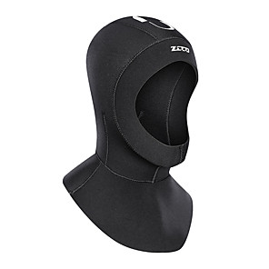 cheap Wetsuits, Diving Suits & Rash Guard Shirts-ZCCO Diving Wetsuit Hood 5mm SCR Neoprene for Adults Diving / High Elasticity