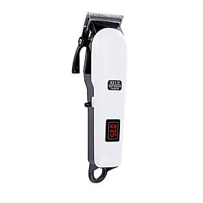 저렴한 욕실 용품-Nikai 전기 헤어 클리퍼 충전식 페이더 전문 미용 도구 헤어 살롱 오일 헤드 전기 클리퍼 1 개