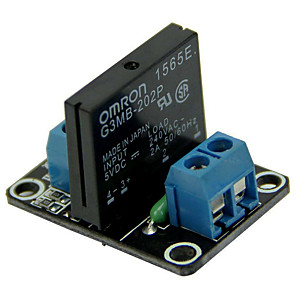 cheap Novelties-5V 1 Channel 240V SSR Low Level Solid State Relay