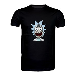 cheap Everyday Cosplay Anime Hoodies & T-Shirts-Inspired by Rick and Morty T-shirt Polyster Print Printing T-shirt For Men's / Women's