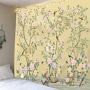 cheap Wallpaper-Bohemian Theme Wall Decor 100% Polyester Bohemia Wall Art Wall Tapestries Decoration