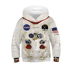 cheap iPhone Cases-Kids Boys' Active Basic Color Block 3D Long Sleeve Hoodie & Sweatshirt White