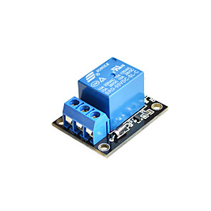 cheap Novelties-5V 1 Channel Relay Board Module For Raspberry DSP PIC. Pi AVR ARM