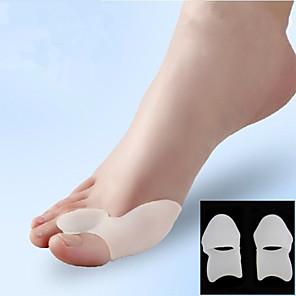 Χαμηλού Κόστους Skin Care-Πλήρης Σώμα Πόδι Υποστηρίζει Toe Διαχωριστικό & κάλο Pad Kneading Shiatsu Γιλέκο για σωστή στάση του σώματος Ρυθμιζόμενη Δυναμική Σιλικόνη