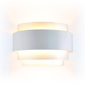cheap Indoor Wall Lights-Lightinthebox Modern Contemporary Flush Mount wall Lights Pathway Metal Wall Light 110-120V / 220-240V 60 W / E26 / E27