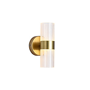 cheap Indoor Wall Lights-Ecolight™ Mini Style LED Nordic Style LED Wall Lights Living Room Shops Cafes Metal Wall Light IP20 220-240V 10 W