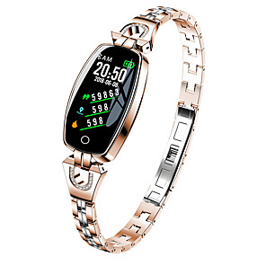 cheap Smartwatches-KUPENG H8T Unisex Smartwatch Smart Wristbands Android iOS Bluetooth Waterproof Heart Rate Monitor Sports Media Control Information Pedometer Call Reminder Activity Tracker Sleep Tracker Sedentary
