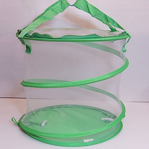 cheap Cell Phones-Large Folding Butterfly Cage-Insect Cage Insect Watch Net Feeding Bucket Mosquito Box Insect Net Collecting Tool