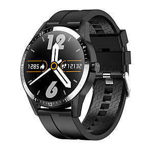 cheap Smartwatches-KUPENG G20 Unisex Kids' Watches Android iOS Bluetooth Waterproof Hands-Free Calls Exercise Record Information Voice Control Pedometer Call Reminder Activity Tracker Sleep Tracker Sedentary Reminder