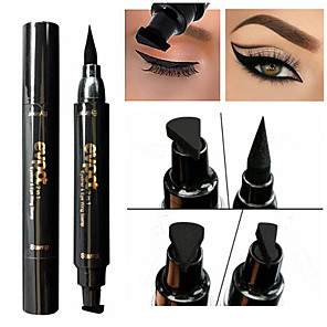 cheap Eyeliner-Brand Evpct Sexy 7 Color Double Head Seal Eyeliner Durable Waterproof Color Eyeliner Eye Cosmetics Makeup Tools